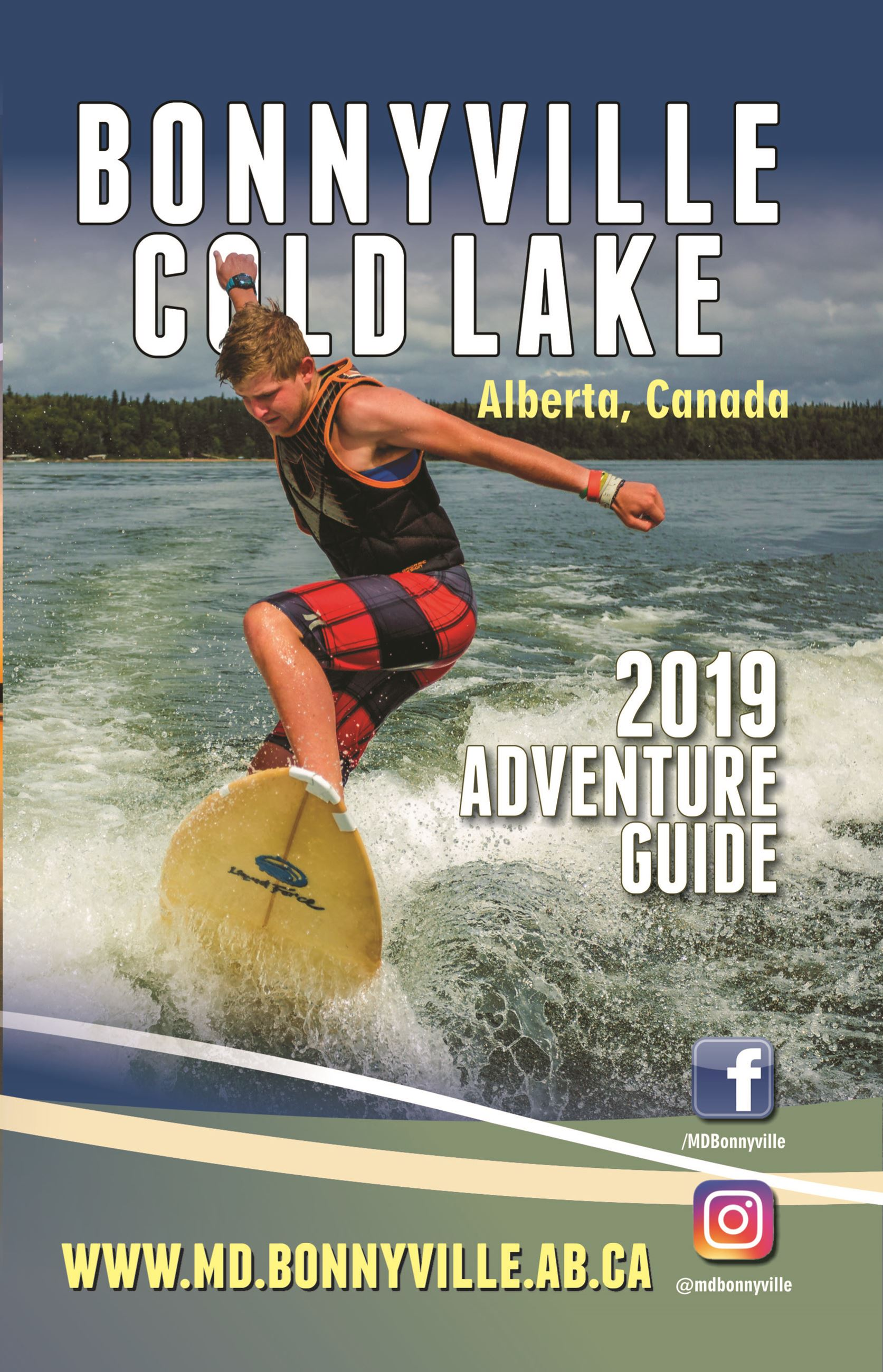 2019 Adventure Guide Cover