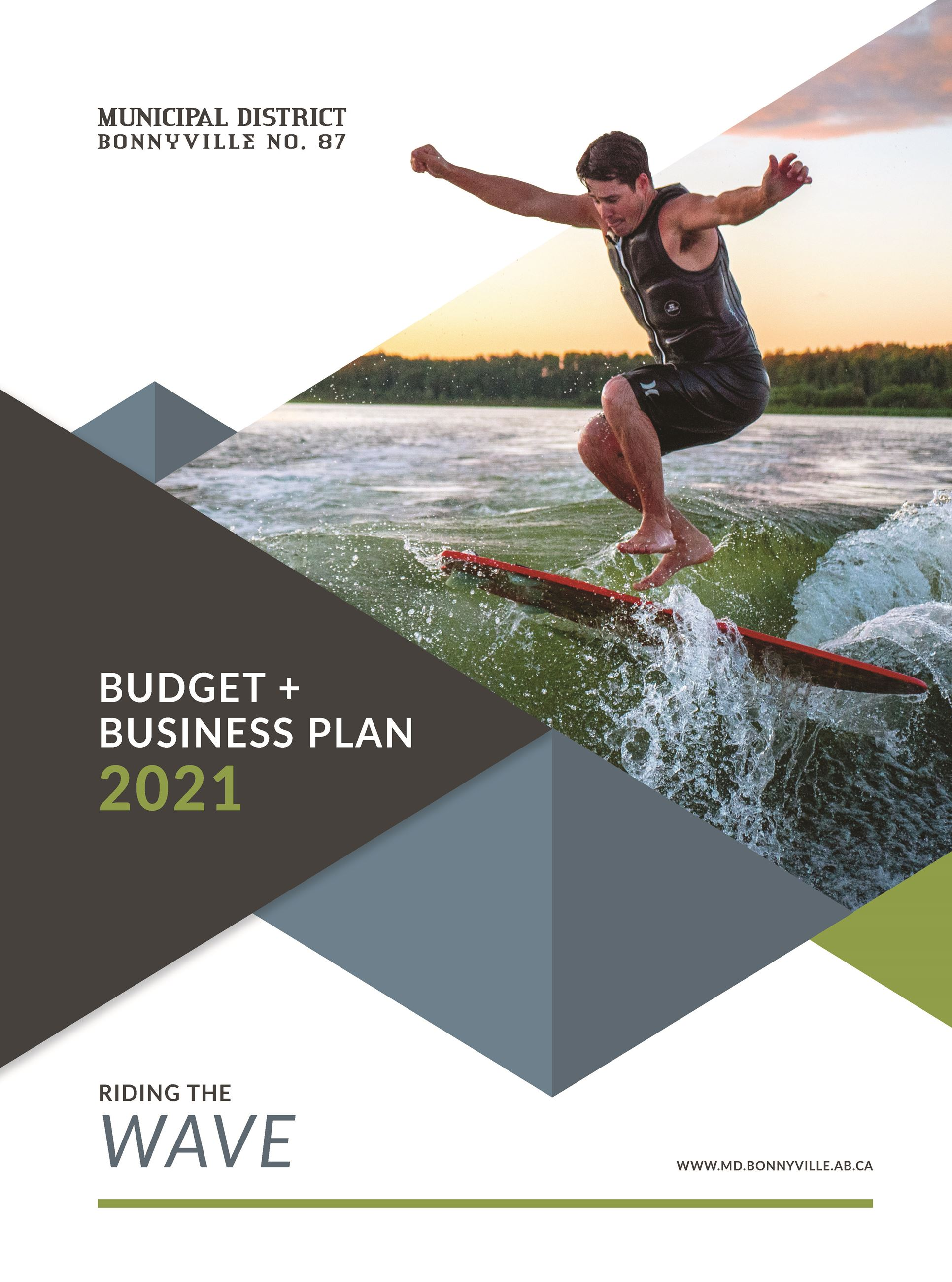 2021 Budget and Business Plan